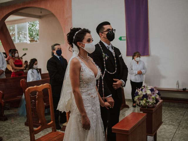 La boda de Armando y Nayelly en Jiutepec, Morelos 77