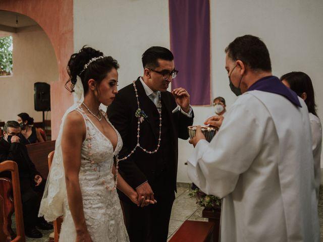 La boda de Armando y Nayelly en Jiutepec, Morelos 79