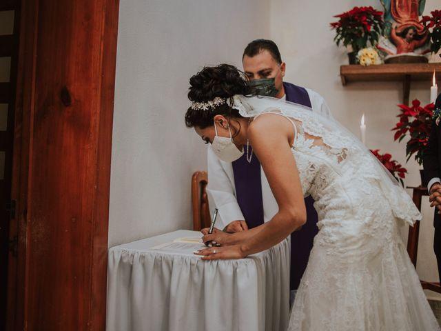 La boda de Armando y Nayelly en Jiutepec, Morelos 80