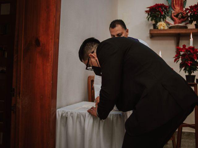 La boda de Armando y Nayelly en Jiutepec, Morelos 81