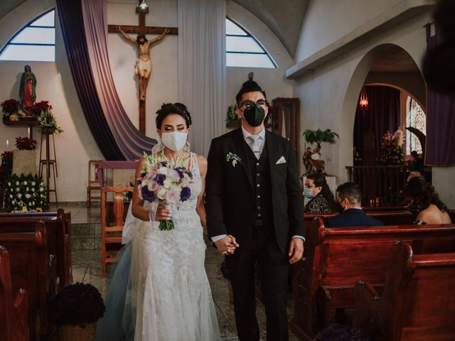 La boda de Armando y Nayelly en Jiutepec, Morelos 82