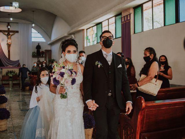 La boda de Armando y Nayelly en Jiutepec, Morelos 83