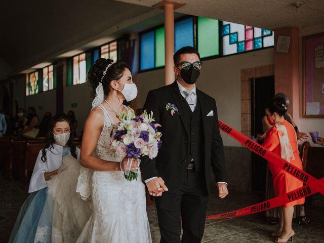 La boda de Armando y Nayelly en Jiutepec, Morelos 84