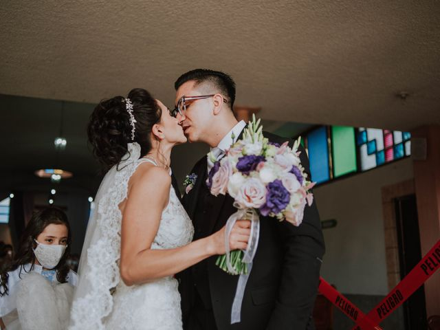 La boda de Armando y Nayelly en Jiutepec, Morelos 85
