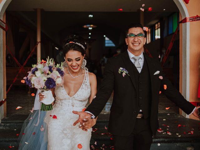 La boda de Armando y Nayelly en Jiutepec, Morelos 87