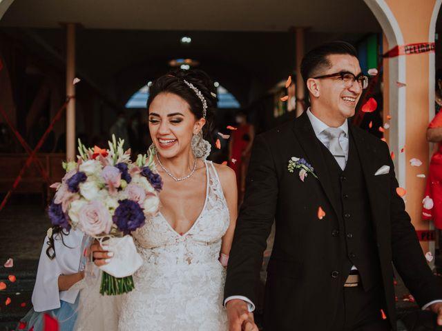 La boda de Armando y Nayelly en Jiutepec, Morelos 88