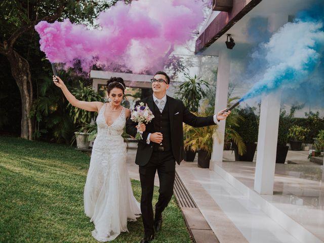 La boda de Armando y Nayelly en Jiutepec, Morelos 92