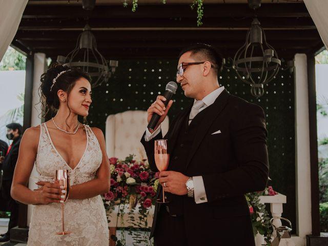La boda de Armando y Nayelly en Jiutepec, Morelos 94