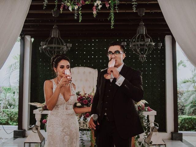 La boda de Armando y Nayelly en Jiutepec, Morelos 96