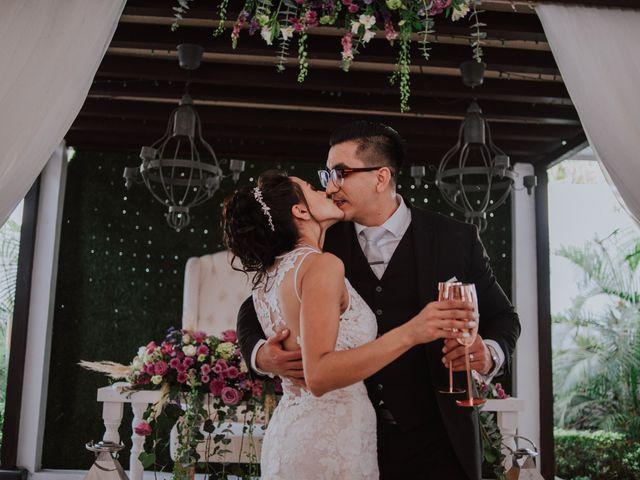 La boda de Armando y Nayelly en Jiutepec, Morelos 97