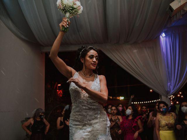 La boda de Armando y Nayelly en Jiutepec, Morelos 109