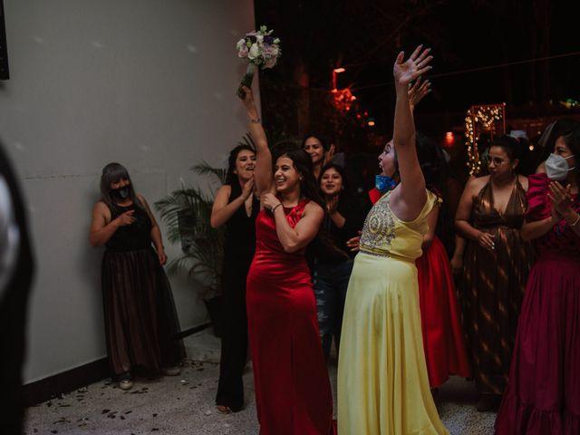 La boda de Armando y Nayelly en Jiutepec, Morelos 113