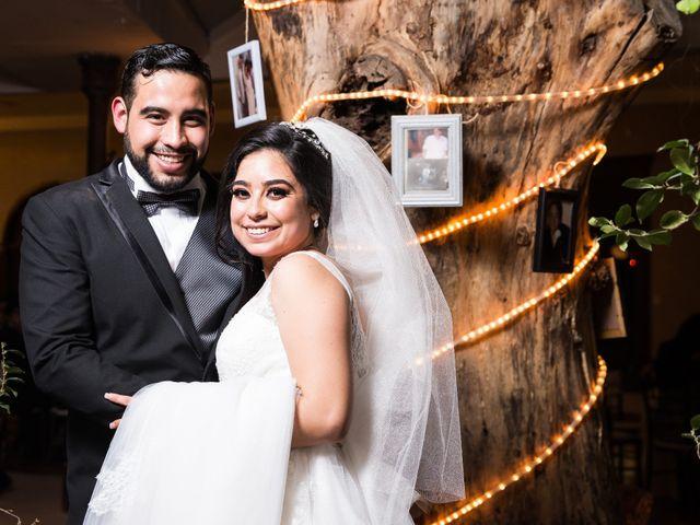La boda de Samira y David