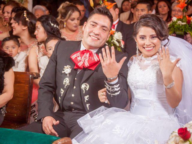 La boda de Valeri y Eduardo