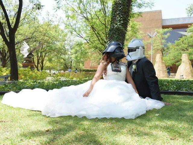 La boda de Daniel y Paz