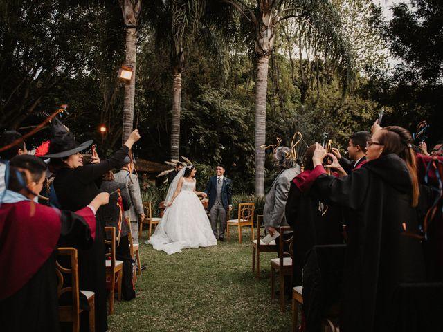 La boda de Daniel y Perla en Guadalajara, Jalisco 3