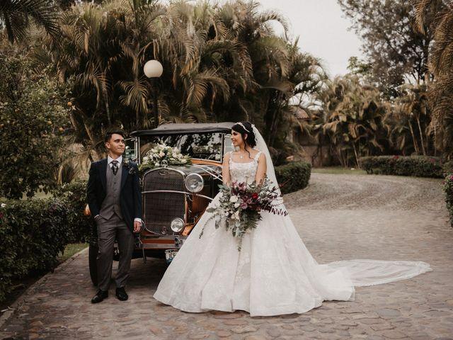 La boda de Daniel y Perla en Guadalajara, Jalisco 4