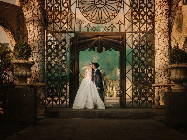 La boda de Daniel y Perla en Guadalajara, Jalisco 14