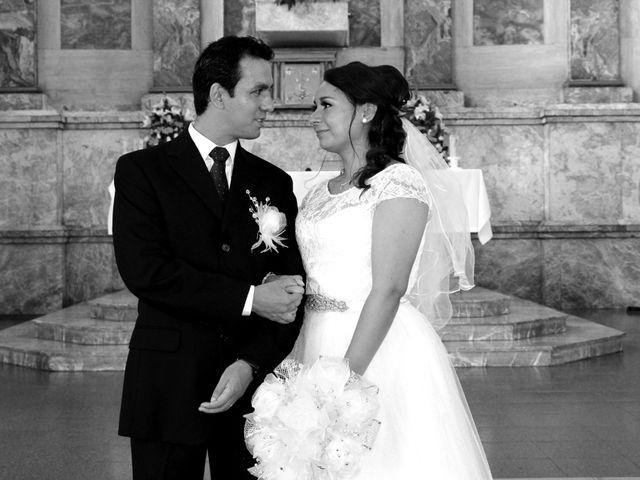 La boda de Enrique y Mary