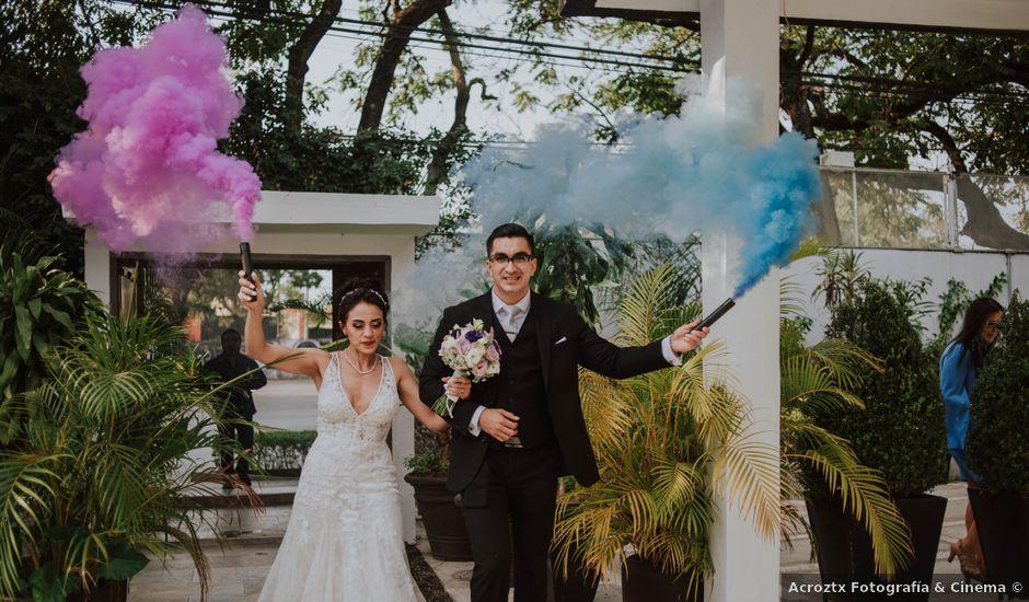 La boda de Armando y Nayelly en Jiutepec, Morelos