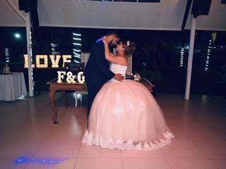 La boda de Fabiola  y Orlando