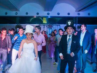 La boda de Thalía y Arturo 2