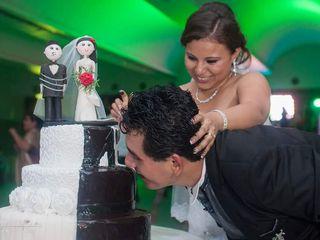 La boda de Thalía y Arturo 3
