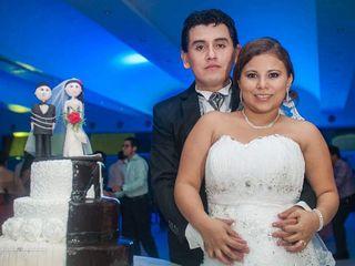 La boda de Thalía y Arturo