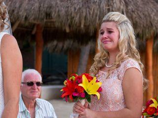 La boda de Maureen y Sheldon 2