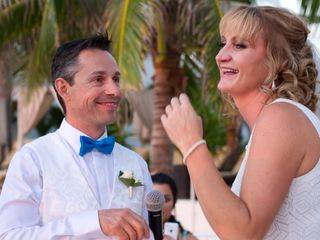 La boda de Maureen y Sheldon