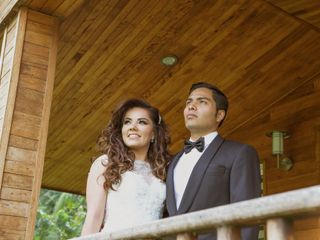 La boda de Bethzaida y Gustavo