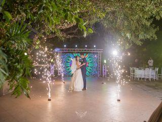 La boda de Caleb y Sol