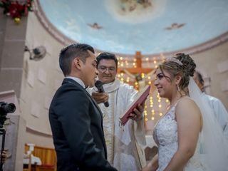 La boda de Elidet Enriqueta y Cristian David 1