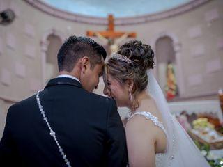 La boda de Elidet Enriqueta y Cristian David 2