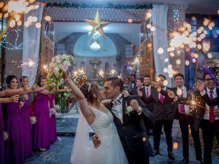 La boda de Elidet Enriqueta y Cristian David 3