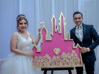 La boda de Elidet Enriqueta y Cristian David