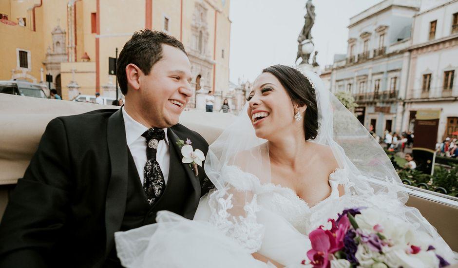 La boda de Bryan y Jessica en Guanajuato, Guanajuato
