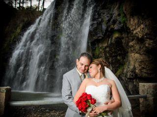 La boda de Mayra y Alain