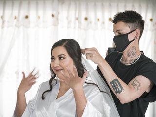 La boda de Humberto y Sarahí 3