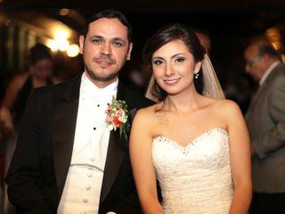 La boda de Anaid y Gabriel
