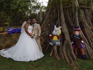 La boda de Patricia y Alejandro