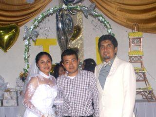 La boda de Jessica y Jorge Luis 2