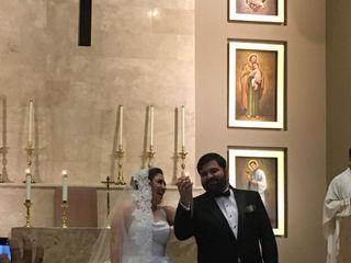 La boda de Vianey y Luis 1