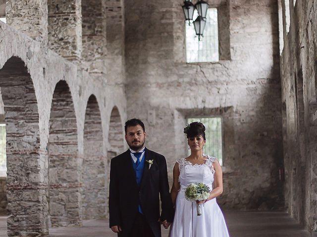La boda de Claudia y Raúl