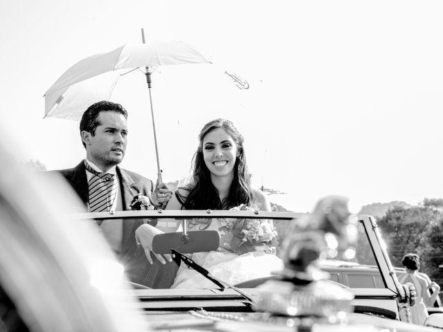 La boda de Gloria y Juan Carlos