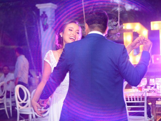 La boda de Vanessa y Samuel