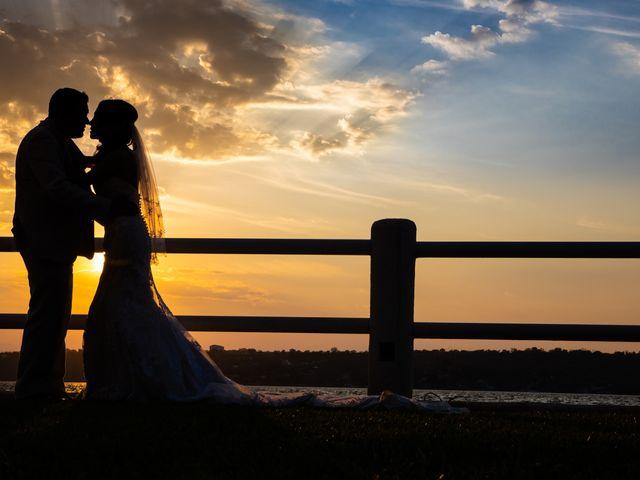 La boda de Edith y Kike