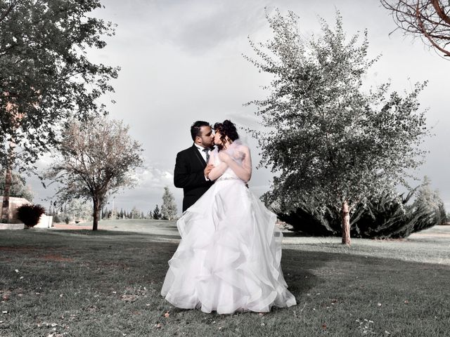 La boda de Yazmín y Mario