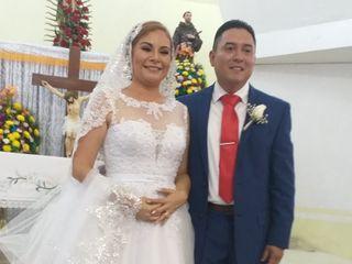 La boda de Jesica y Emmanuel 1