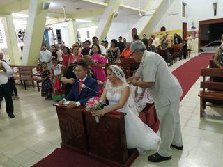 La boda de Jesica y Emmanuel